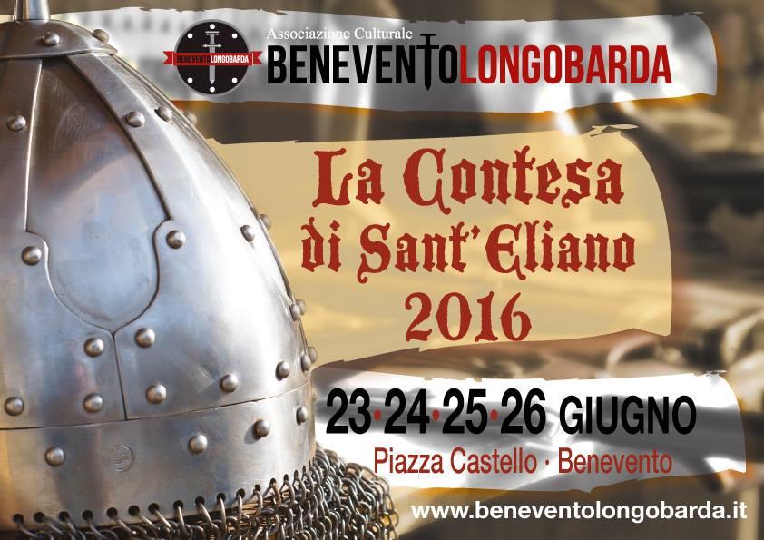 Benevento, da giovedì l'edizione 2016 de 'La Contesa di Sant'Eliano'