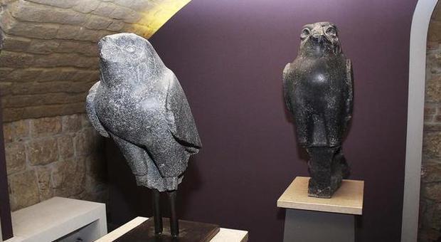 Il Paul Getty Museum di Los Angeles chiede in prestito i reperti del Tempio di Iside custoditi all'Arcos