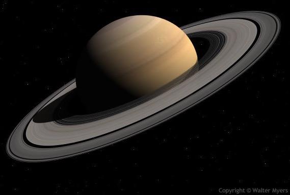 Questa sera, a Benevento, 'Occhi su Saturno' il pianeta con gli anelli