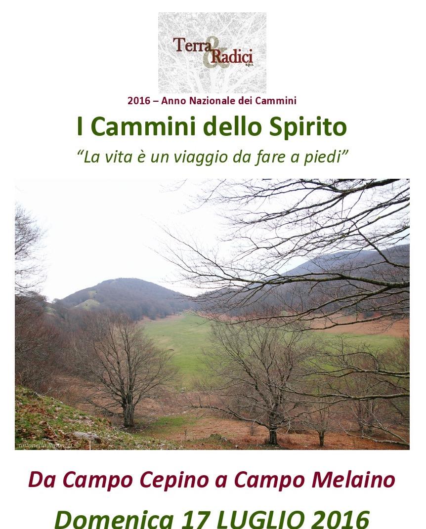 'I Cammini dello Spirito', domani passeggiata al Taburno, da campo Cepino a Piano Melaino