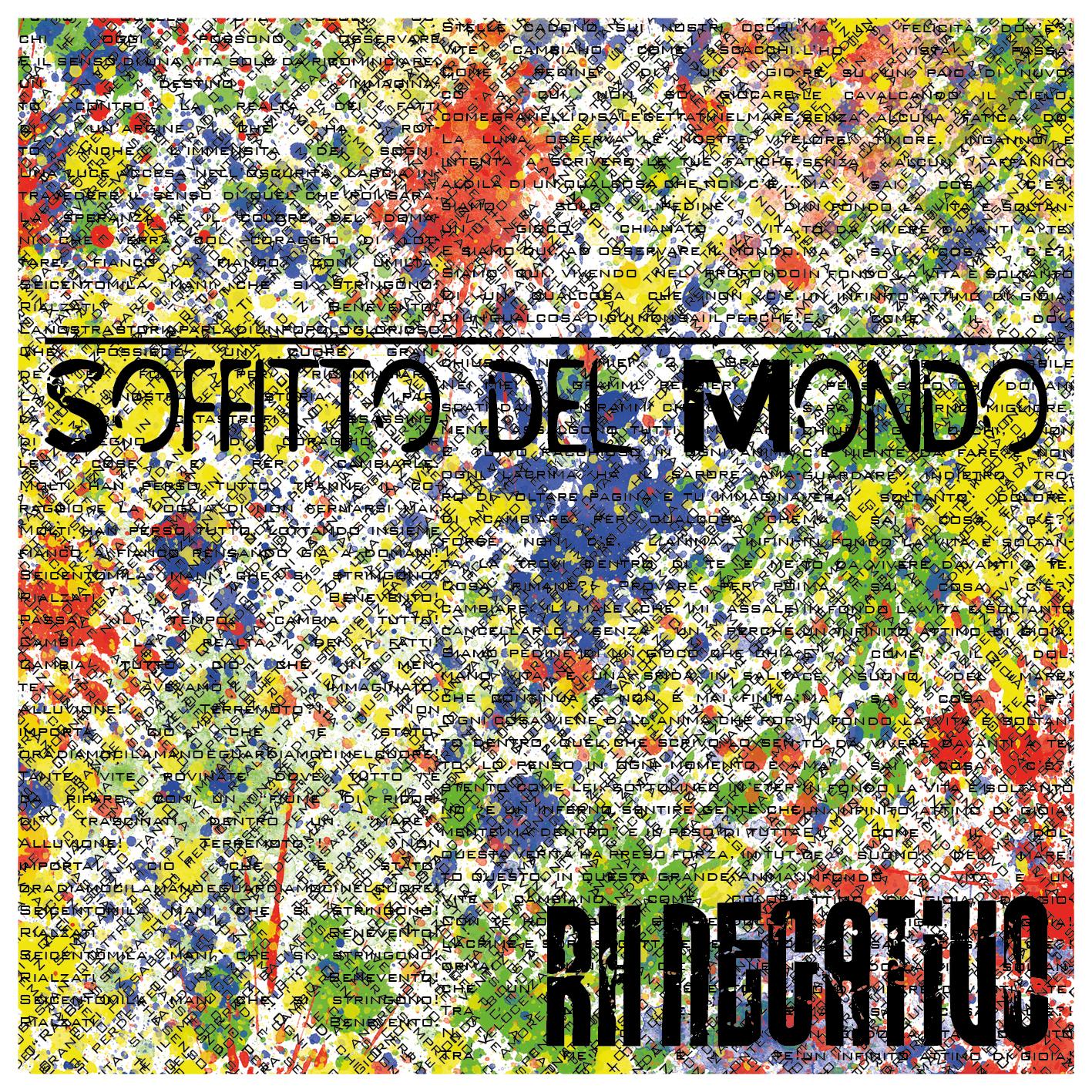 Benevento, domani gli RH Negativo presentano il primo lavoro discografico 'Soffitto del Mondo'