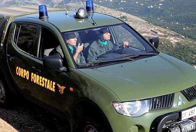 Ritrovati dal Corpo Forestale i cinque ragazzi dispersi nei boschi del territorio di Airola