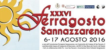 Prende il via domani la coinvolgente kermesse 'Ferragosto Sannazzareno'