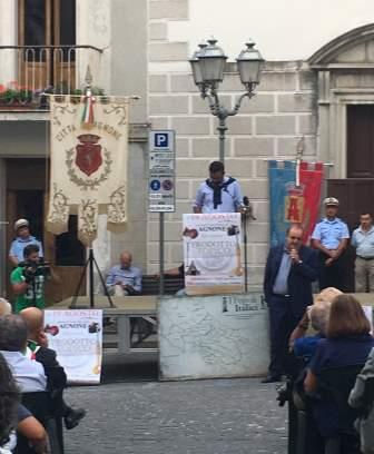 L'assessore Russi, delegato sindaco Mastella, ha preso parte alla manifestazione Prodotto Topico