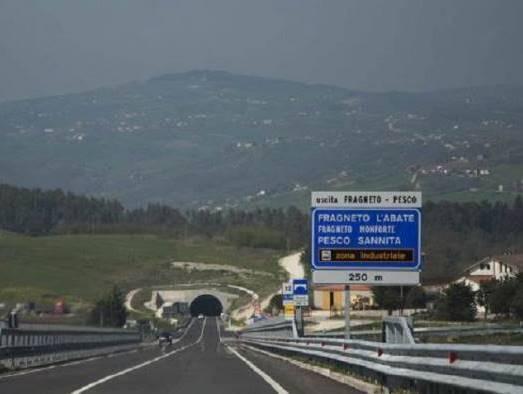 Fortorina, limitazione al traffico veicolare per manutenzione stradale