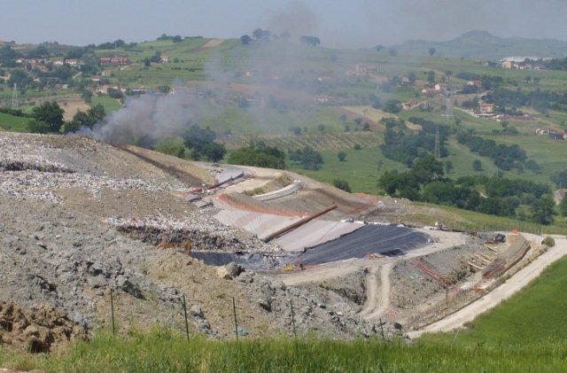Convenzione Provincia-Regione per bonifica Serra Pastore