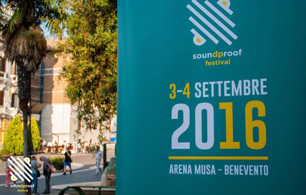 'Soundproof Festival', musica indipendente all'Arena Musa di Benevento