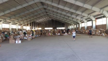 Terremoto, arrivati a destinazione gli aiuti dalla Valle Caudina