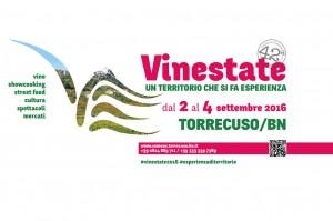 Buon vino, showcooking e grandi nomi al 'VinEstate' di Torrecuso