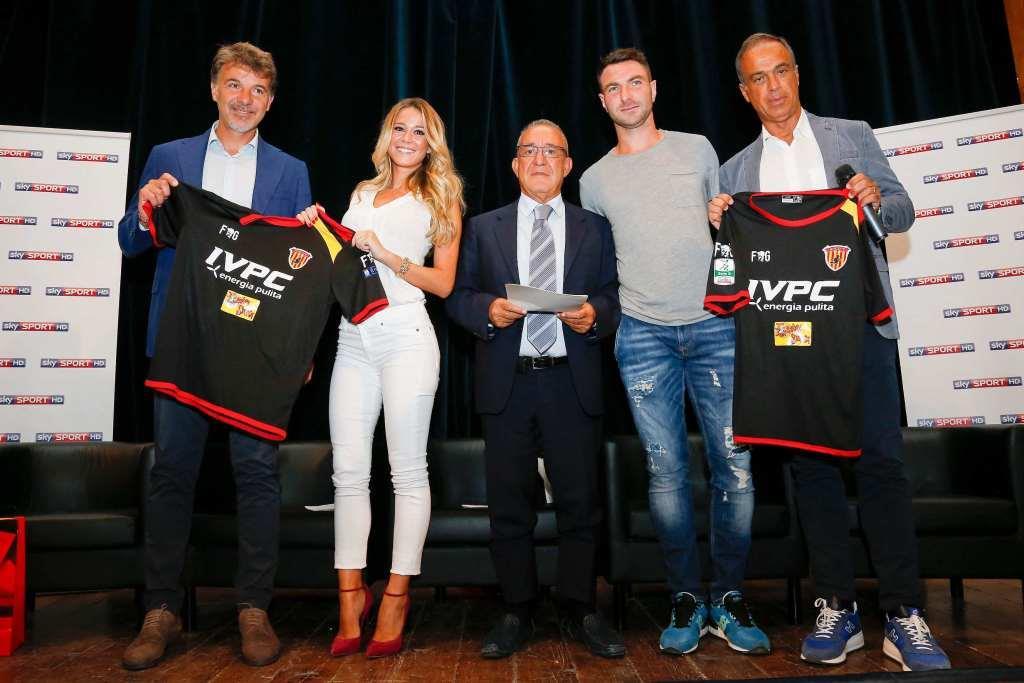 Calcio, da sabato 10 settembre, il 'Road Show' Sky fa tappa a Benevento