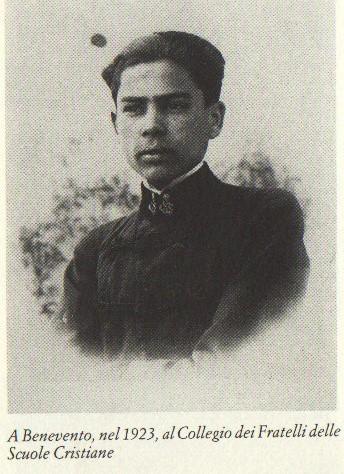 Benevento, convegno dedicato al poeta-ingegnere Leonardo Sinisgalli