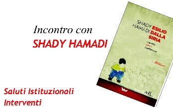 La tragedia siriana al Museo del Sannio di Benevento; incontro con l'autore Shady Hamadi