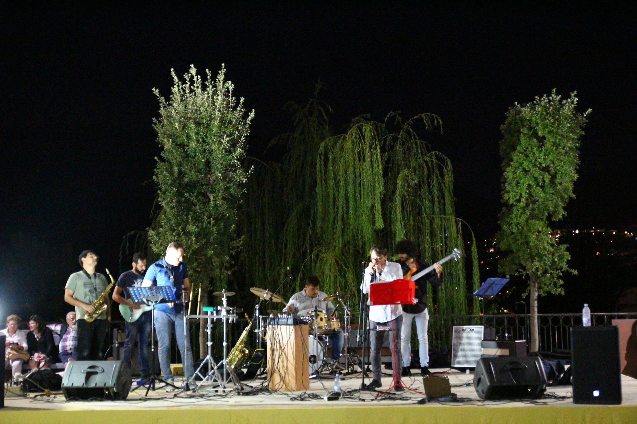 Settimana Folkloristica, 'The Wine Shaker' in concerto a Foglianise