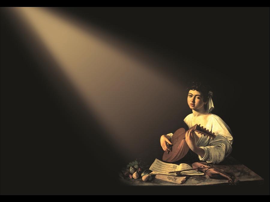 'Il Caravaggio Pittore della Luce', percorso multimediale presso la biblioteca Pacca di Benevento