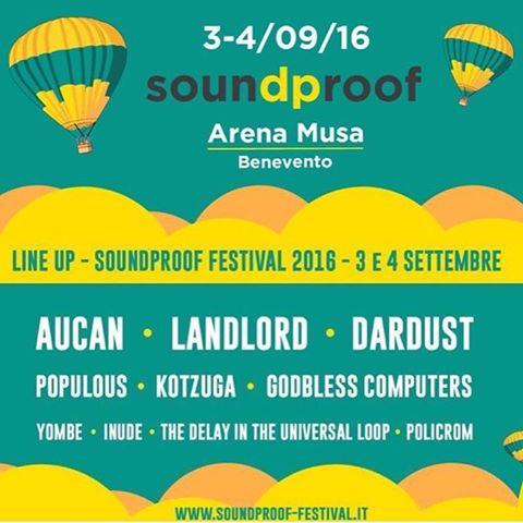 In arrivo il 'Soundproof Festival', musica e non solo al Musa di Benevento