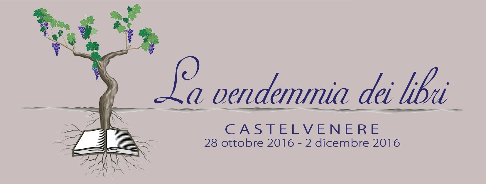 'La vendemmia dei libri', al via la rassegna enoletteraria di Castelvenere