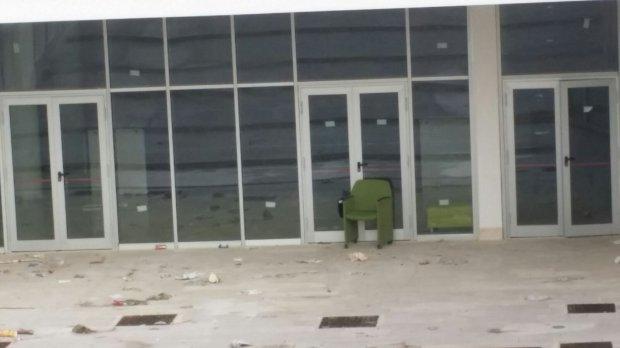 Benevento, vandali devastano la mediateca della Spina Verde al rione Libertà