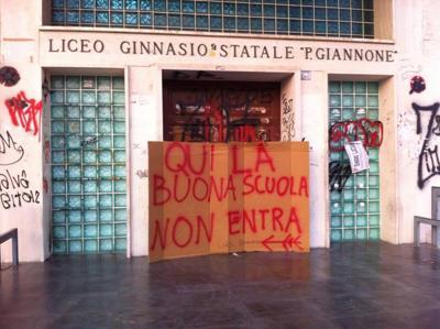 """Usd: """"Il 7 ottobre scendi in piazza anche tu, è in gioco la nostra democrazia!"""