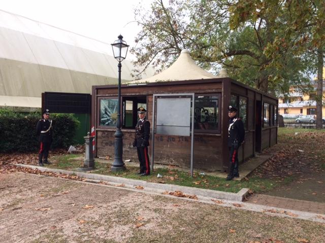 Telese, arrestati con l'operazione 'L'Erba del gazebo' sette ospiti dei centri d'accoglienza