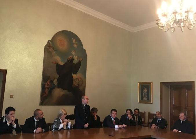 """Nel Sannio la Commissione Anticamorra e Beni confiscati. Mortaruolo: """"La Regione è vicina alle comunità"""""""