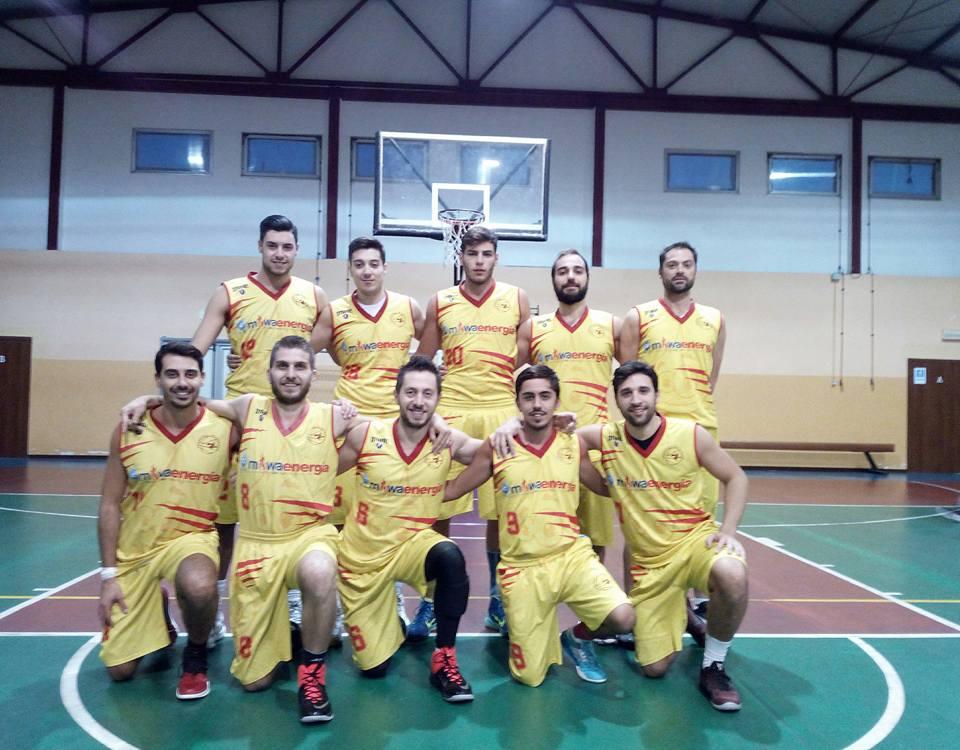 Pallacanestro, Miwa Energia Benevento: vittoria e riscatto contro Capua