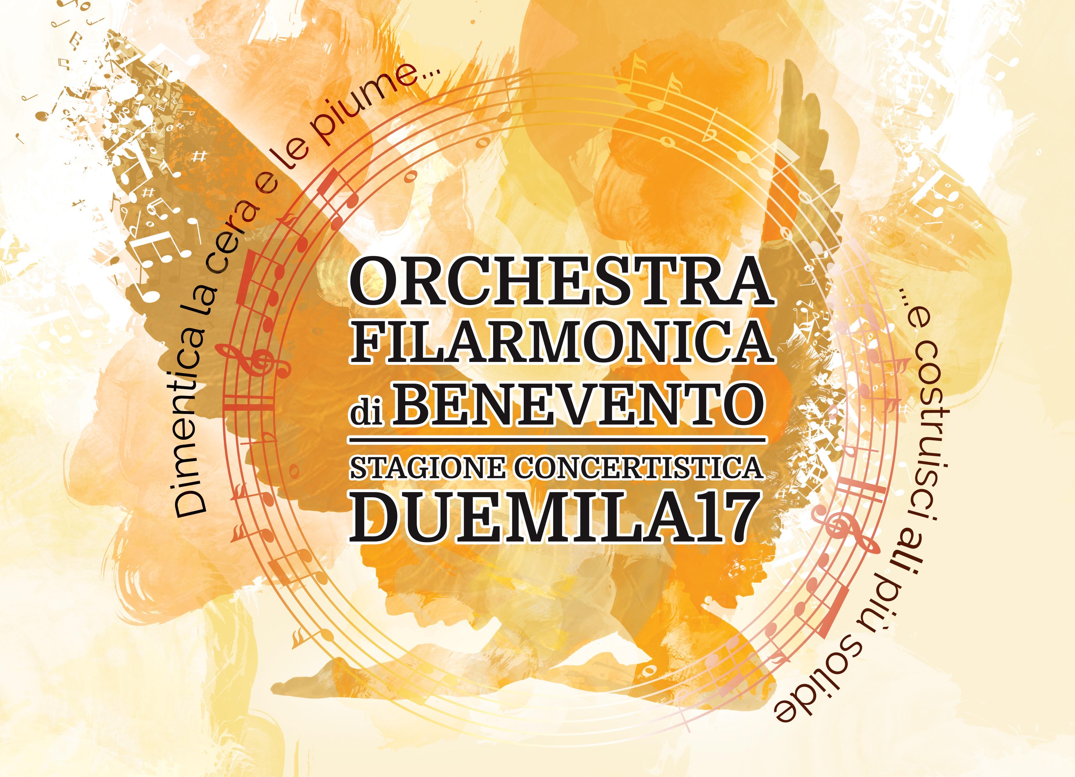 La Musica dell'Orchestra Filarmonica di Benevento diretta da Luigi Piovano per la Giornata della Memoria