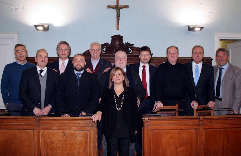 """Insediato il Consiglio Provinciale. Ricci: """"Dialogo tra le parti e impegno per il territorio"""""""