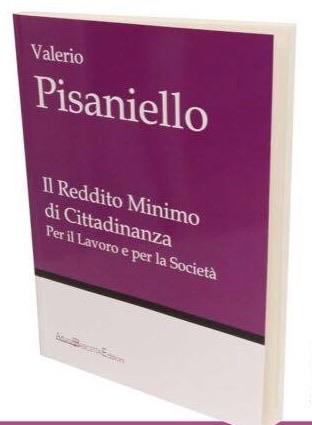 Sabato, alla Biblioteca Provinciale, Pisaniello presenta il suo libro sul reddito minimo di cittadinanza