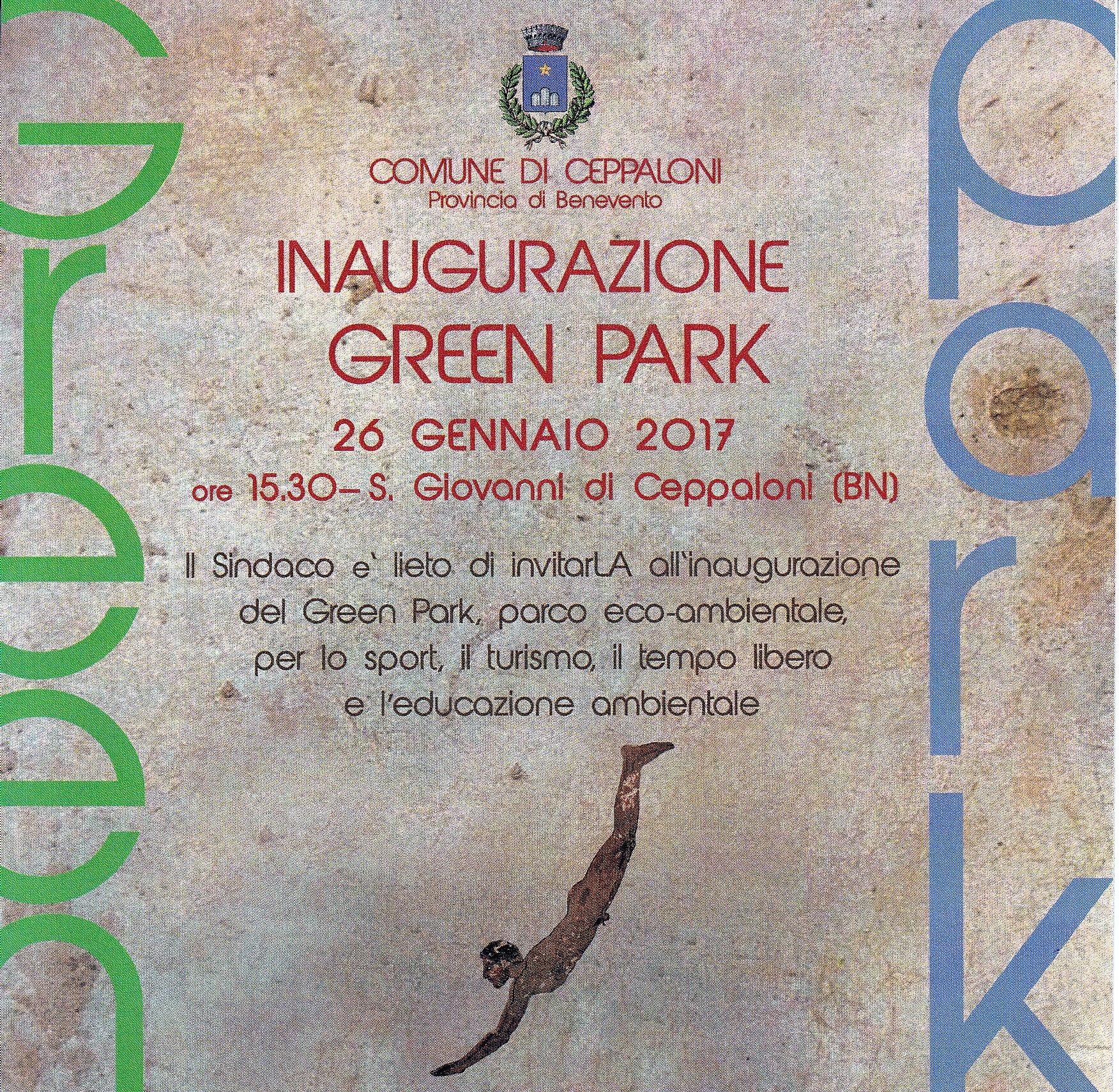 Ceppaloni, Green Park dove il benessere si sposa con il tempo libero e il turismo