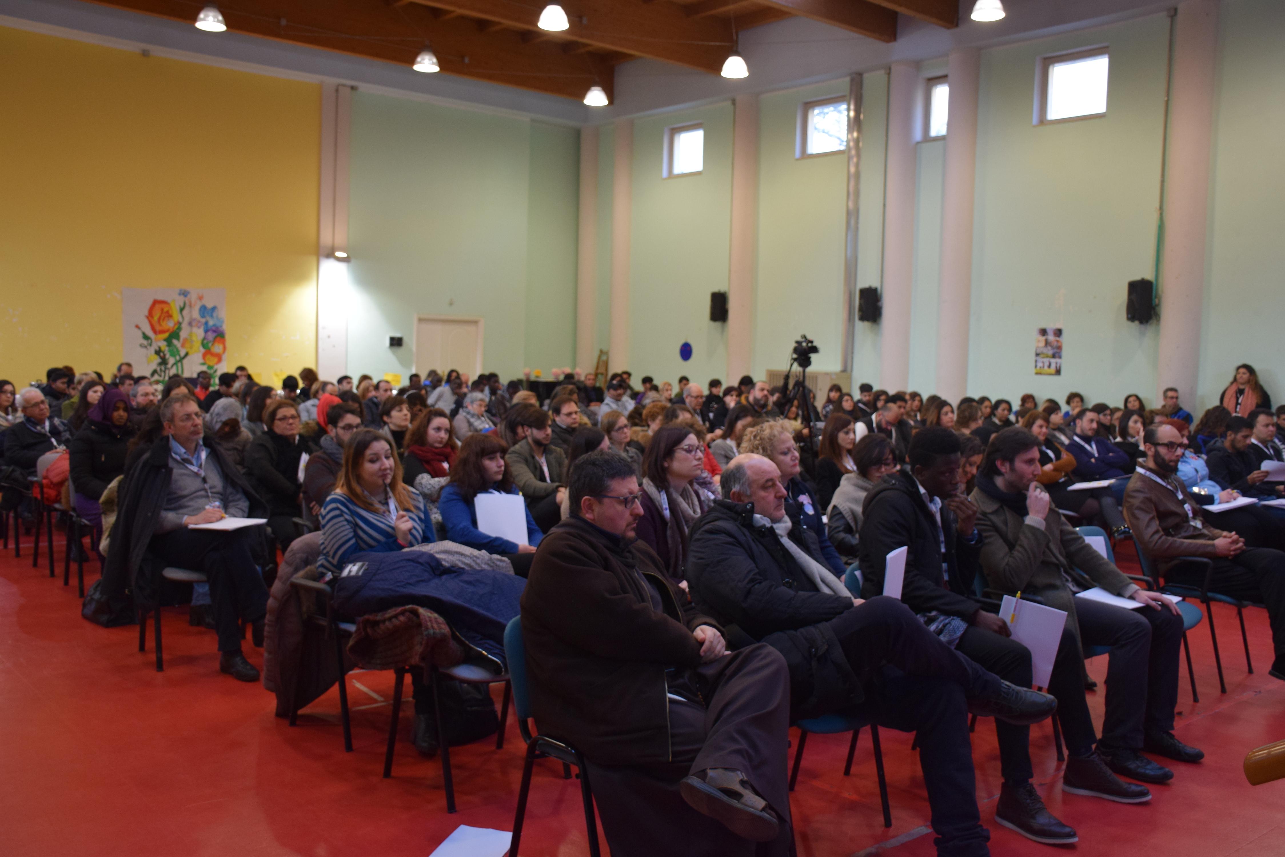 Intelligenza e cuore per unire nuove comunità, celebrato il progetto migrantes della Caritas