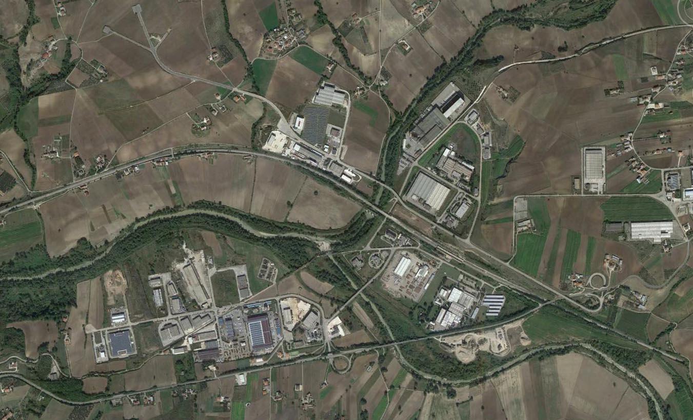 Approvato in Provincia progetto messa in sicurezza del Tammaro in area Asi di Benevento