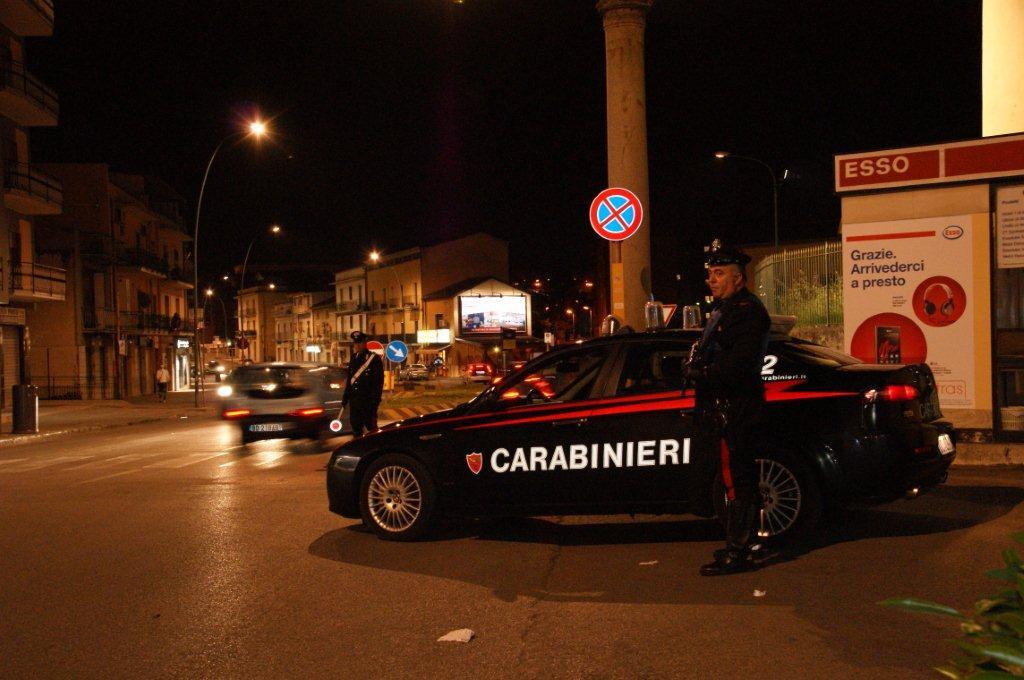 Arrestato dai carabinieri beneventano 52enne. Violata sorveglianza speciale