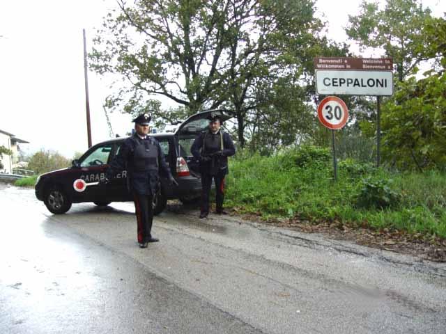 Arrestato pusher 25enne di Beltiglio di Ceppaloni