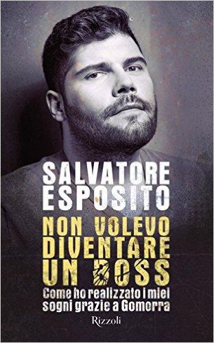 L'attore di Gomorra Salvatore Esposito presenta all'UniSannio il suo libro