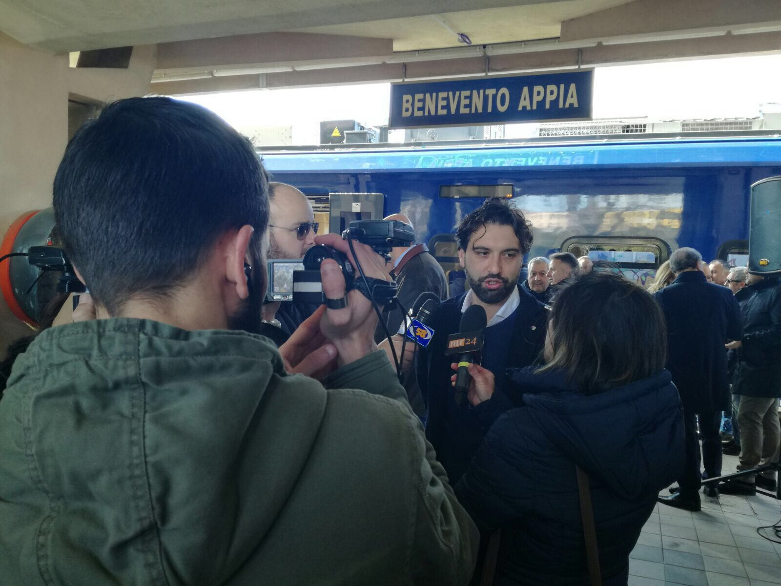 Nuovo treno sulla tratta Benevento/Napoli via Valle Caudina