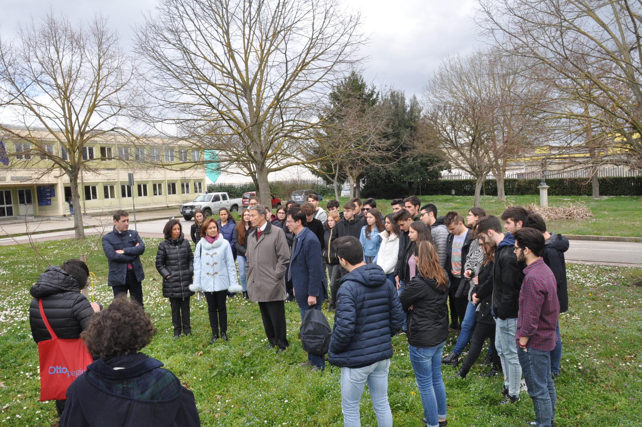 Celebrata, al Liceo Scientifico di Benevento, la Giornata dei Giusti