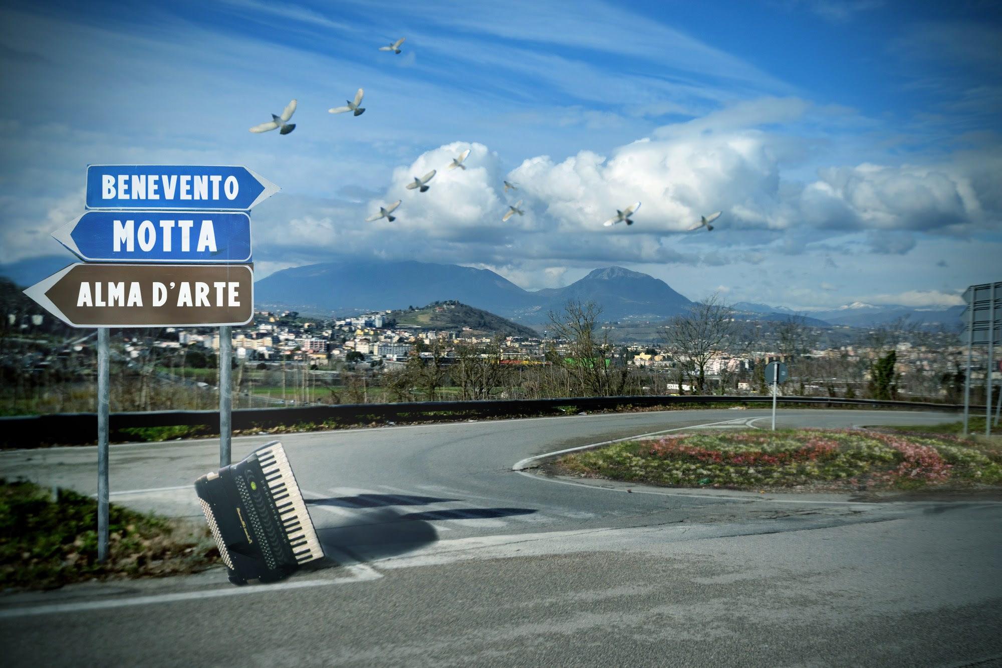 Inizia l'avventura della 'Scuola Civica Alma d'Arte', presidio di arte e integrazione nel Sannio