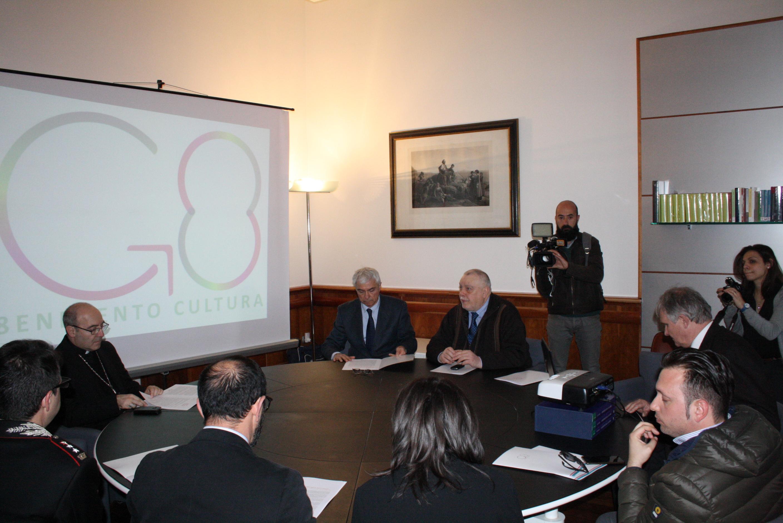 Benevento, si è costituito il 'G8 della Cultura'. Obiettivi: azioni sinergiche e permanenti per la tutela dei beni culturali