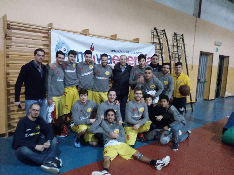 Miwa Energia Benevento, vittoria esterna contro il Cus Napoli e primato conservato