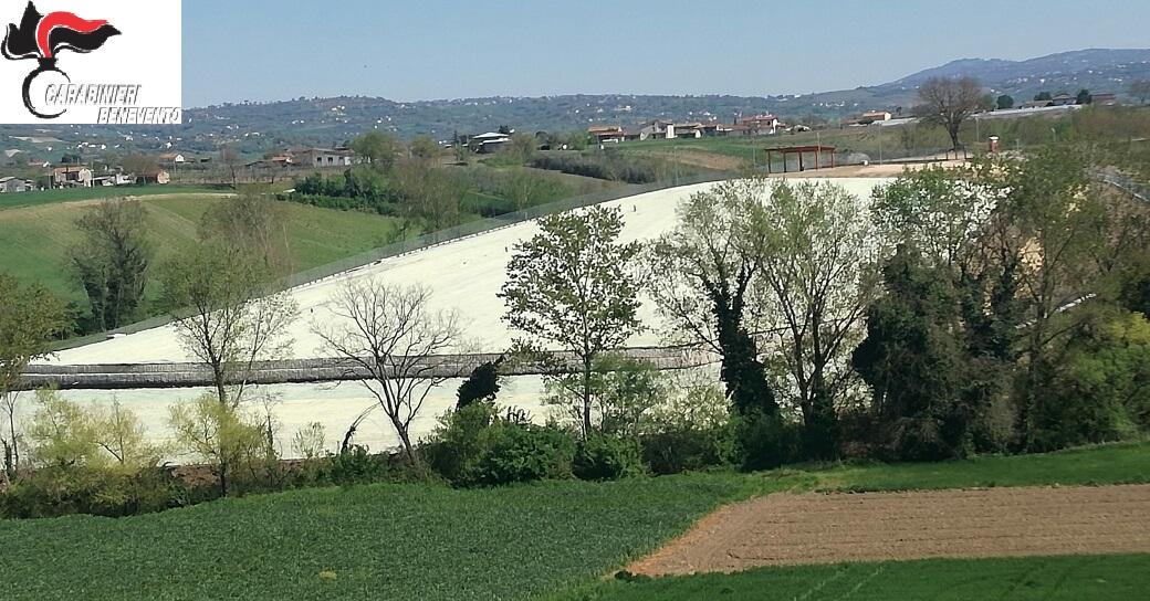 Calvi, controlli ambientali in area già adibita a discarica comunale