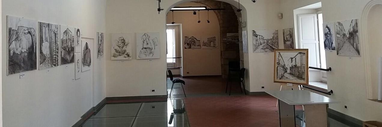 Arriva alla Rocca dei Rettori la personale dell'artista Tonino Dionizio