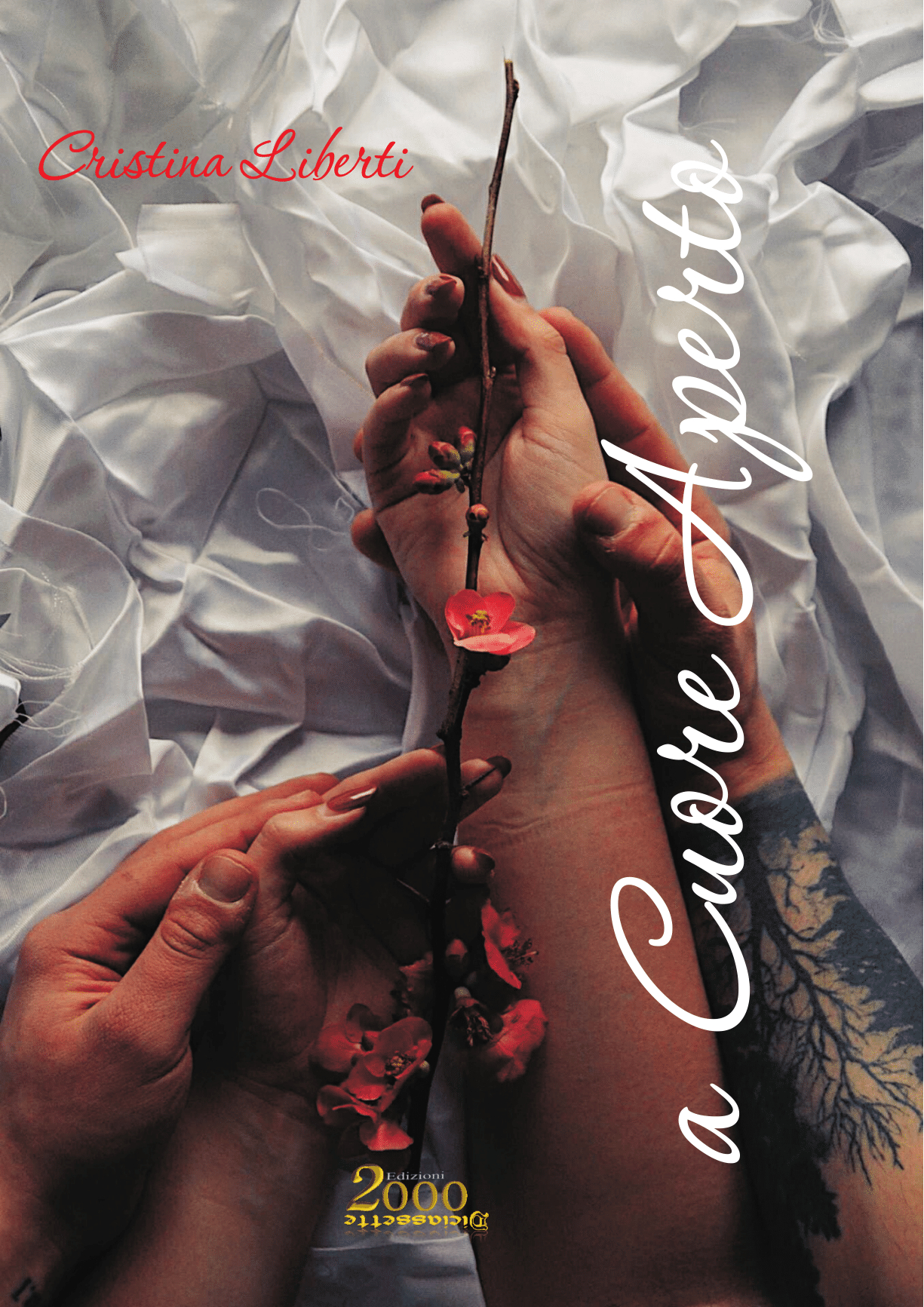 Da Edizioni 2000diciassette pubblicata opera della studentessa Cristina Liberti