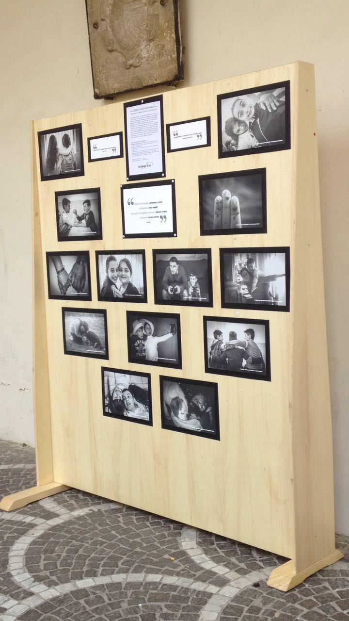 I bambini raccontano l'amicizia in una mostra nel palazzo Verginiani ad Airola