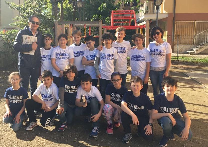 Competizioni nazionali di Matematica a squadre, la Bilingue di Benevento al terzo posto