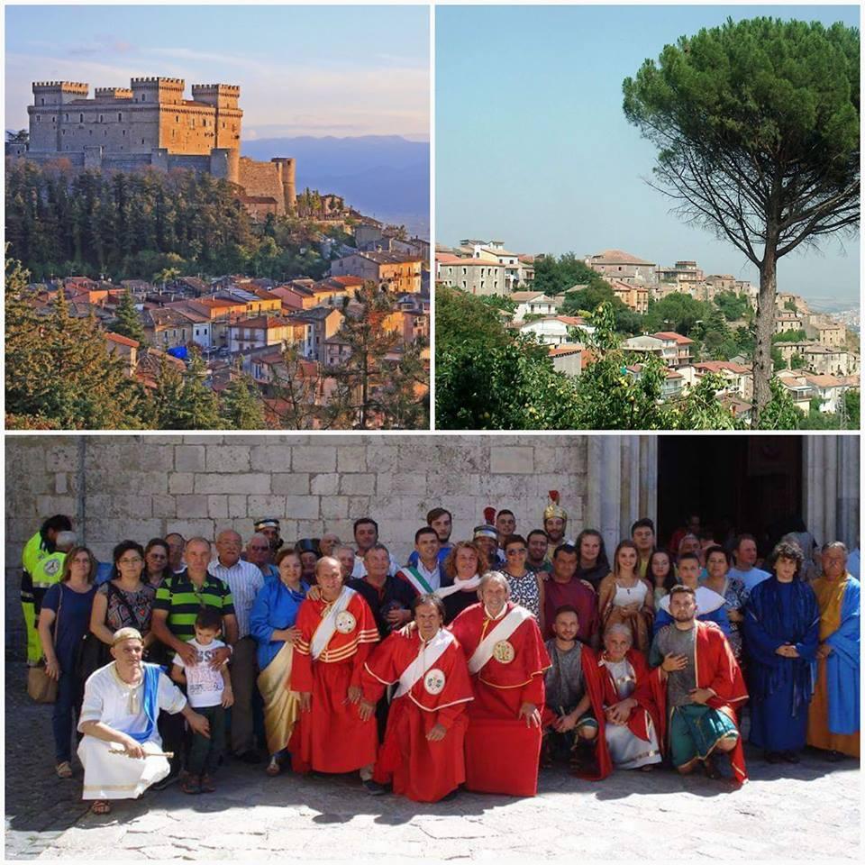 Domenica il gemellaggio Castelpoto-Celano sarà rafforzato dal concorso di disegno per bambini
