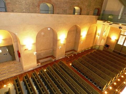 Il Conservatorio di Benevento inaugura il complesso del Teatro San Vittorino con l'Orchestra Sinfonica