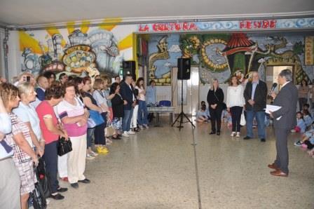 Lodi di Ricci alla Scuola Primaria Bilingue di Benevento per il successo alle Olimpiadi Nazionali
