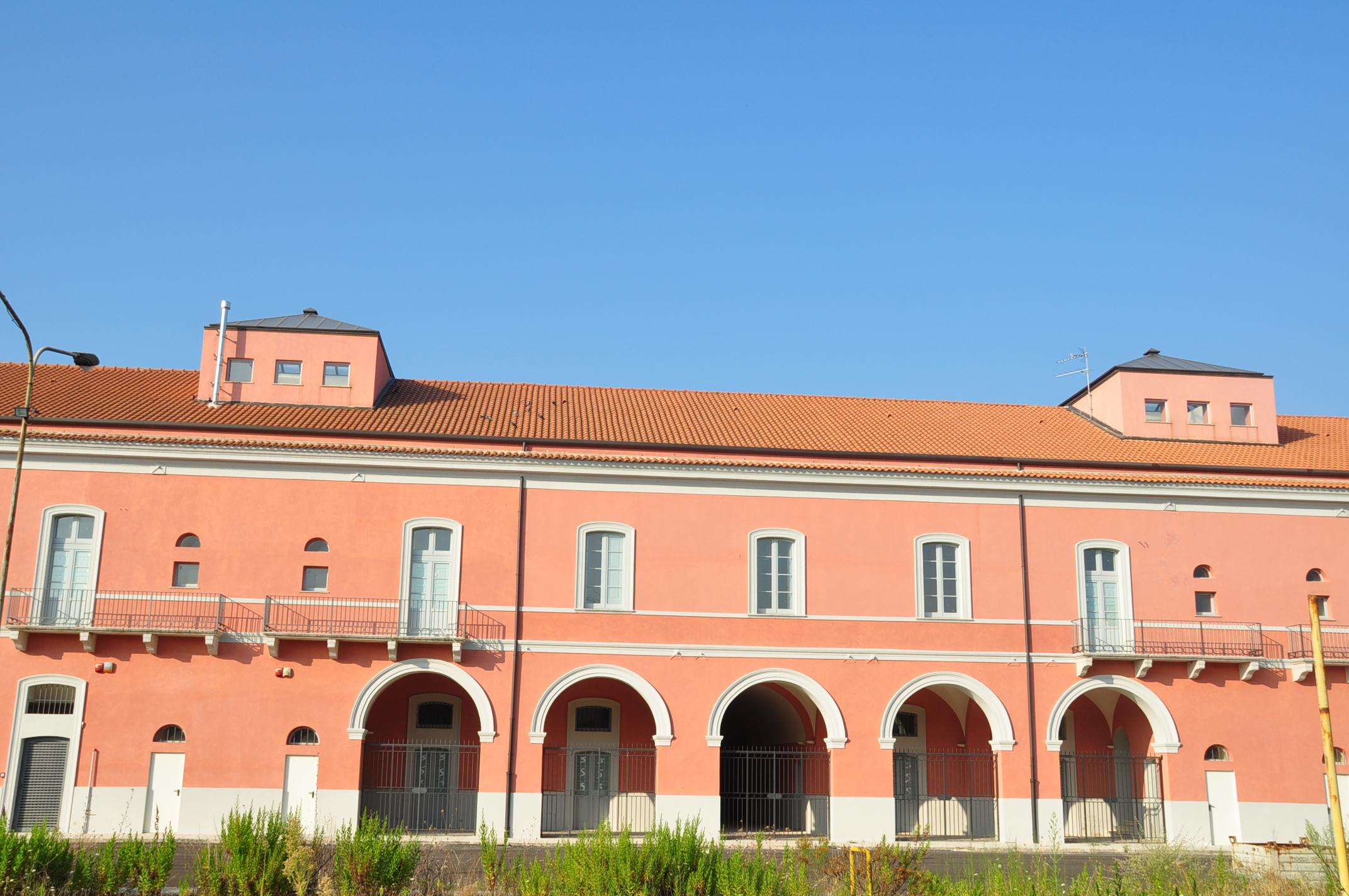 Nuovi locali per il Giudice di Pace all'ex Caserma Guidoni di Benevent
