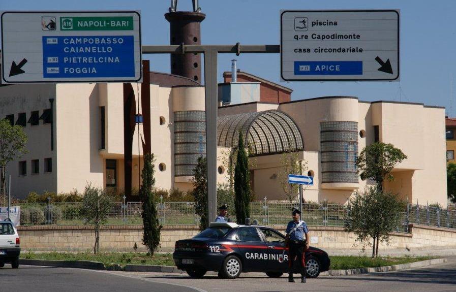 Benevento, 62enne arrestato per rapina a mano armata commessa in Molise