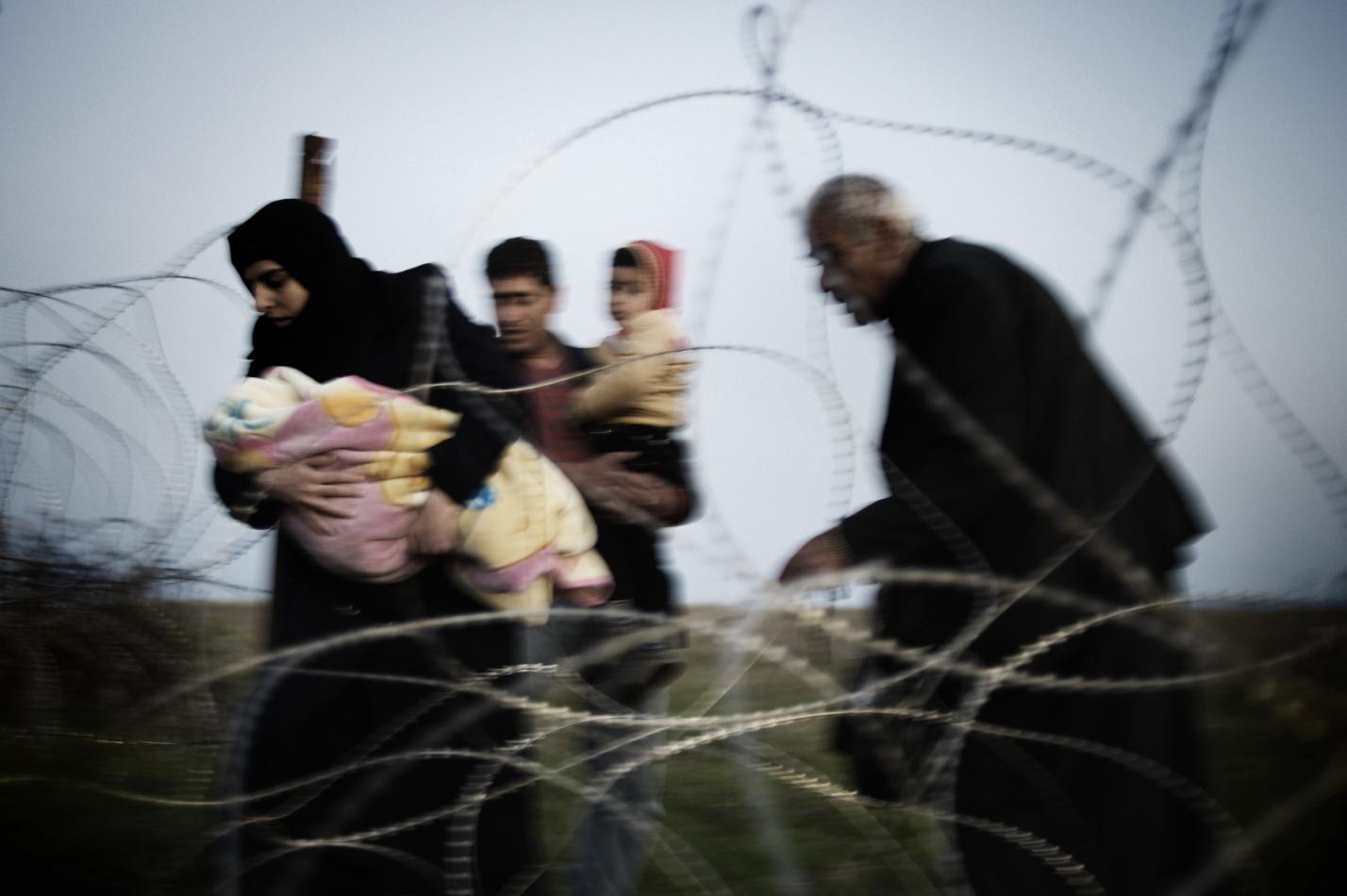 Caritas, a Benevento la mostra fotografica 'The Blood of Syria' di Alessio Romenzi